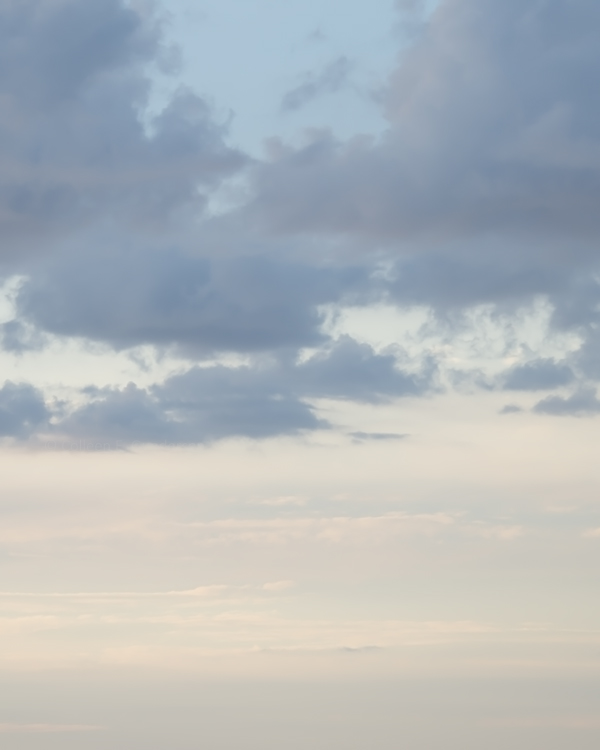 clouds, evening, pastel, photography, sky, sunset